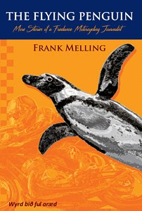 The Flying Penguin - Book Front Cover